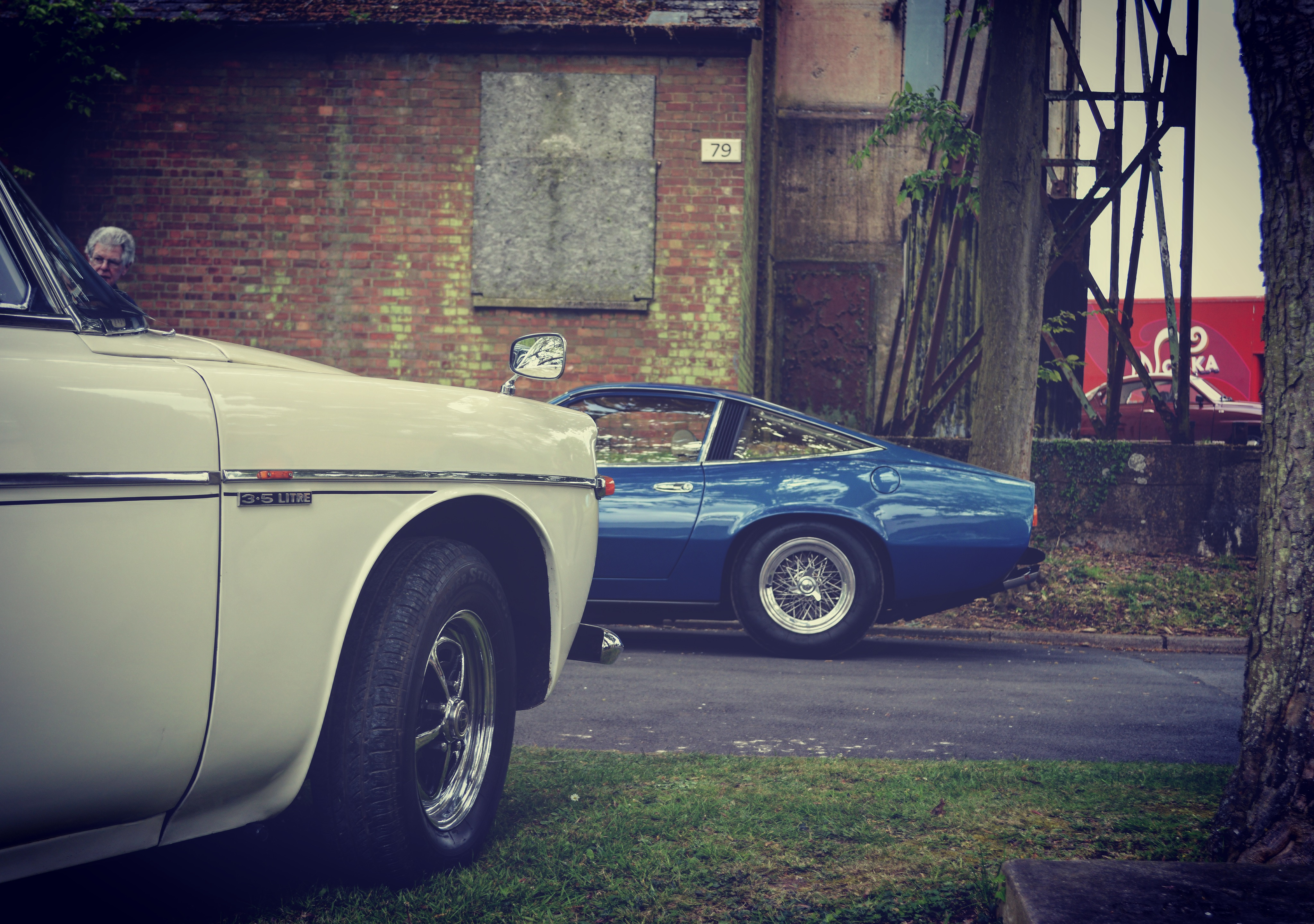 Events: Sunday Scramble_Bicester Heritage